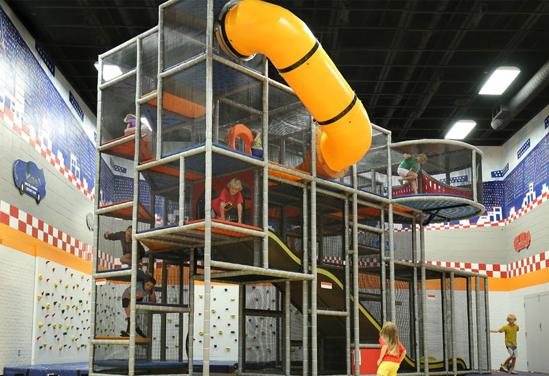 Indoor Playground Sales
