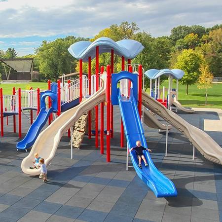 Playground Kidbuilders