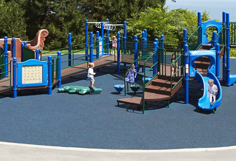Playground Safety Surfacing Ohio