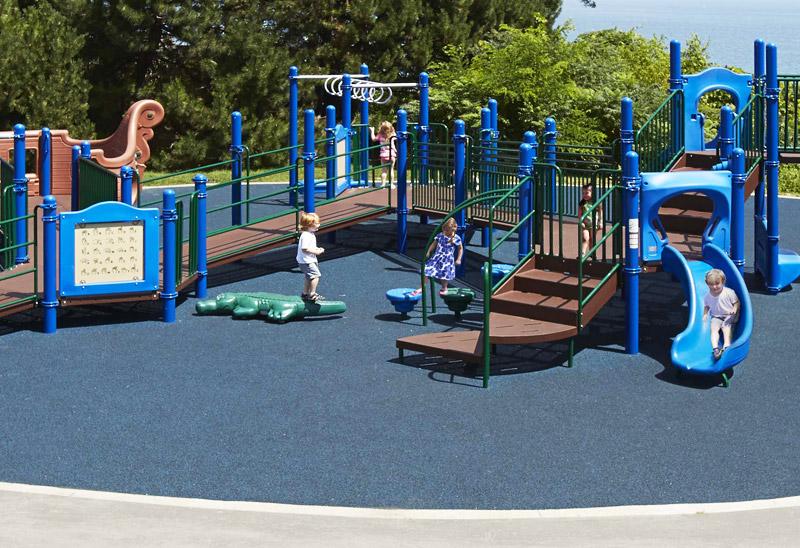 Playground Safety Surfacing Ohio