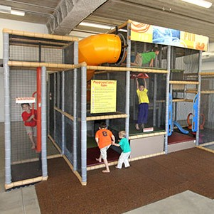 Small Play Areas