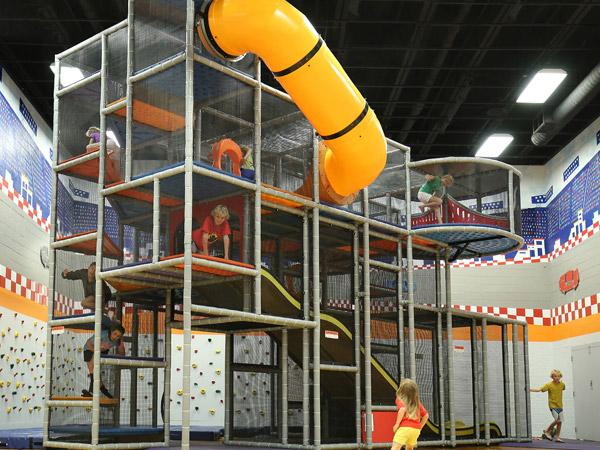 Indoor Playground Sales