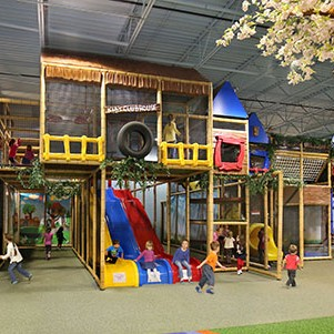 Themed Indoor Playgrounds