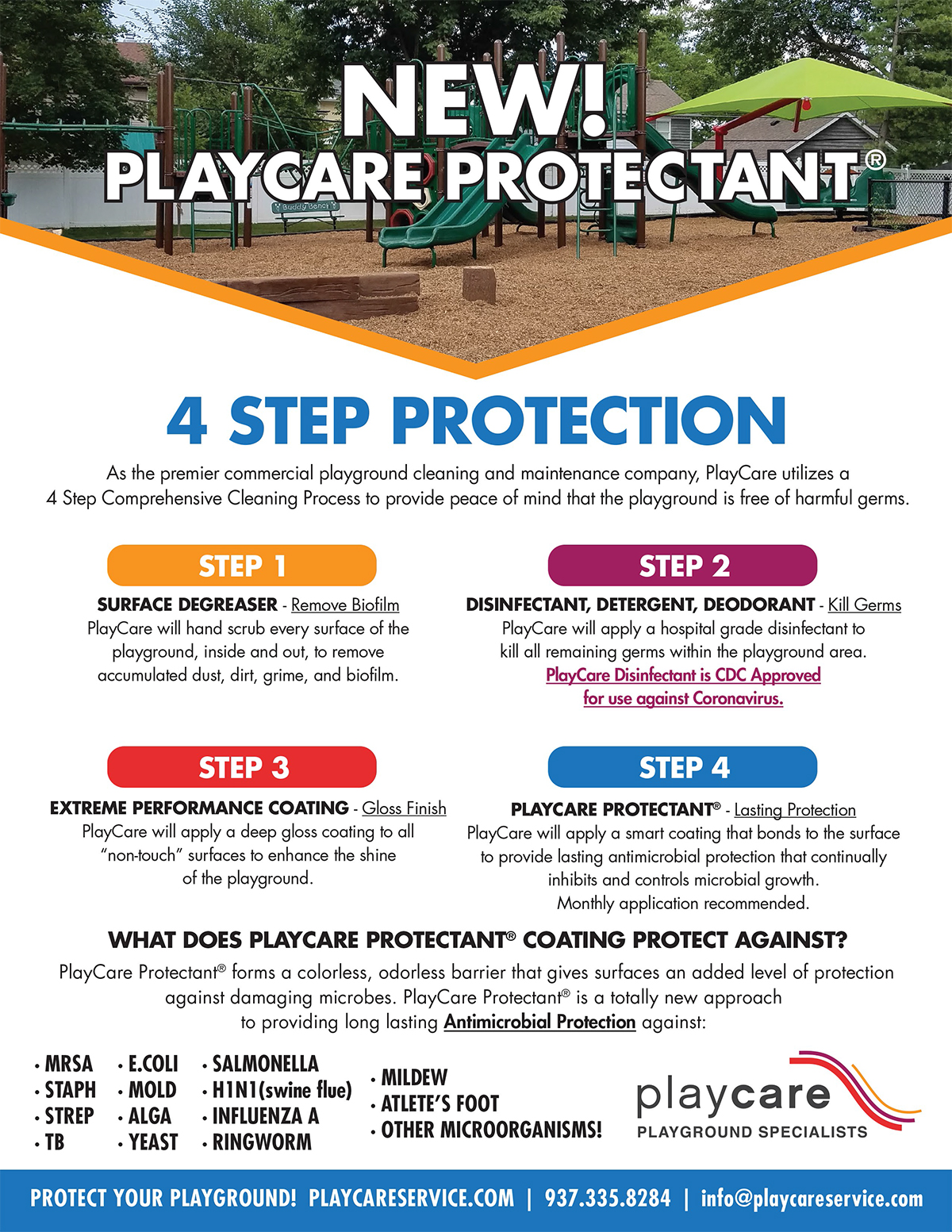 PlayCare Protectant™