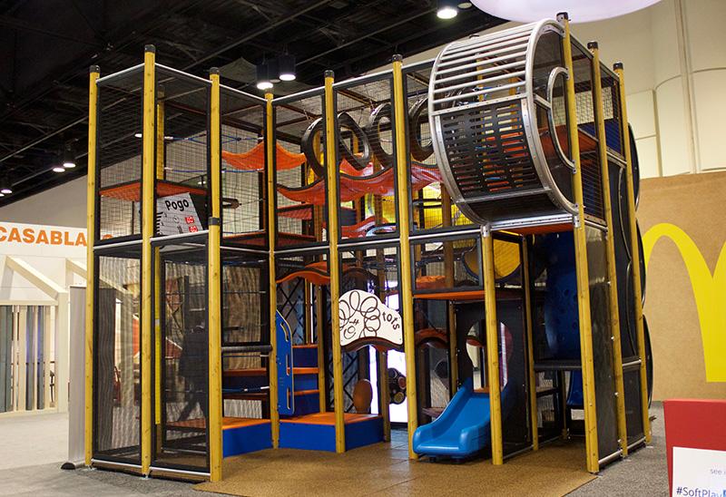 Playground Cleaning